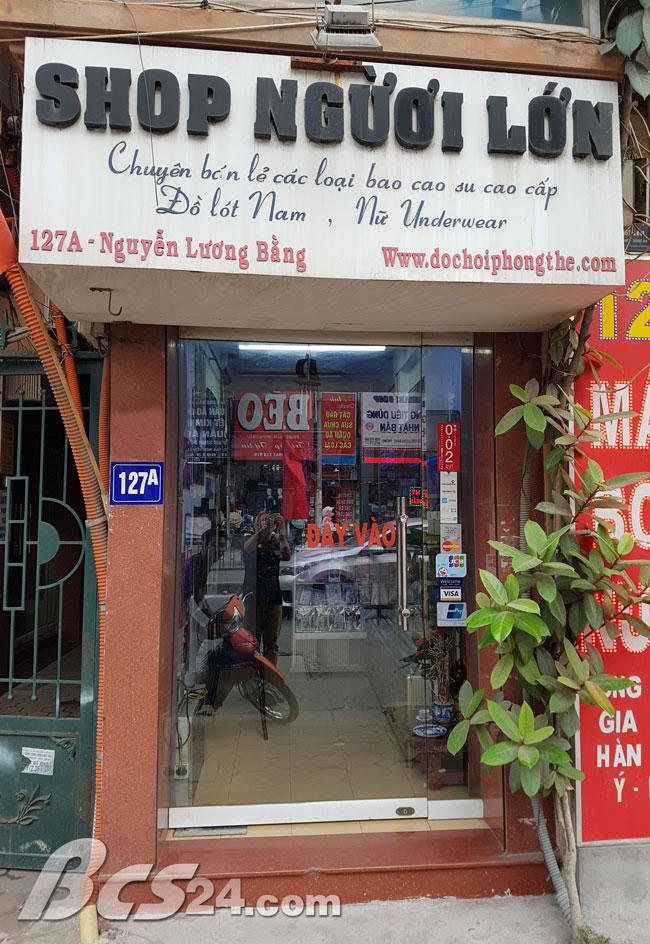 Cửa hàng Shop Người Lớn
