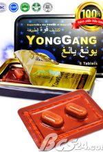 Thực phẩm chức năng YongGang
