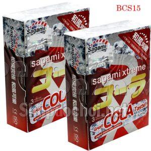 Bao cao su Sagami Extreme Cola