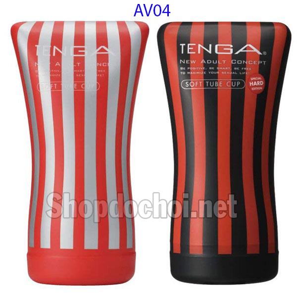 Âm vật giả Tenga Tube Cup - Cốc thủ dâm
