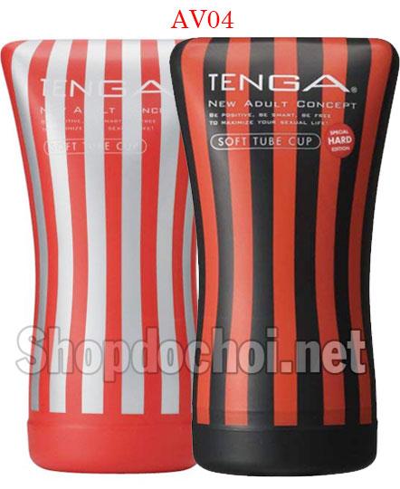 Âm vật giả Tenga Tube Cup - Cốc thủ dâm dành cho Nam