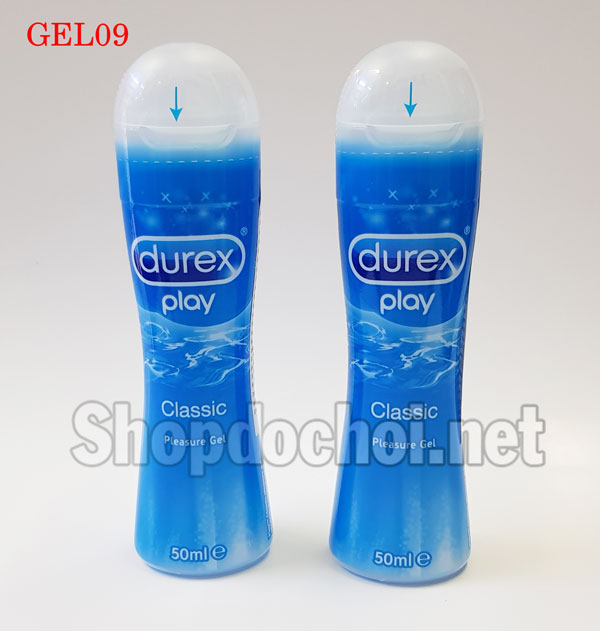 Gel bôi trơn Durex Play Classic 50ml