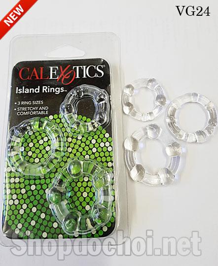 Vòng bi Cock ring đeo dương vật