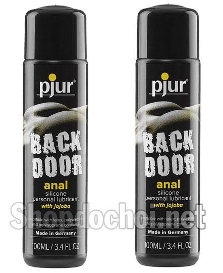 Gel bôi trơn hậu môn Pjur Back Door - Đức