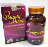BeautyMaxx thuốc kích dục thiên nhiên dành cho Nữ giới