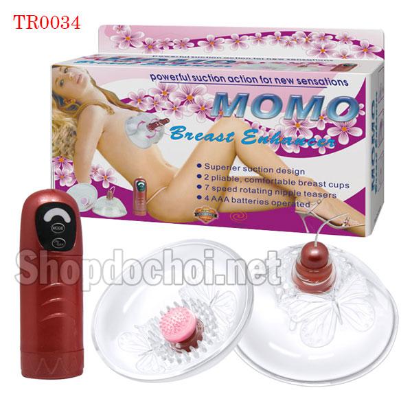 Máy massage vú MoMo kích thích vòng một cho nàng