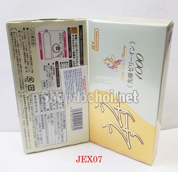 Bao cao su Jex Usu-1000