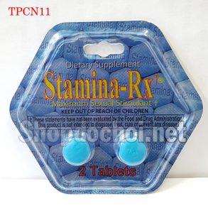 Thuốc cương dương Stamina-Rx
