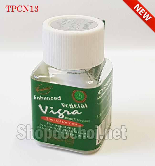 Thuốc cương dương thảo dược Vegetal Vigra 120mg
