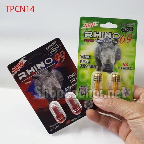 Thuốc cường dương Rhino