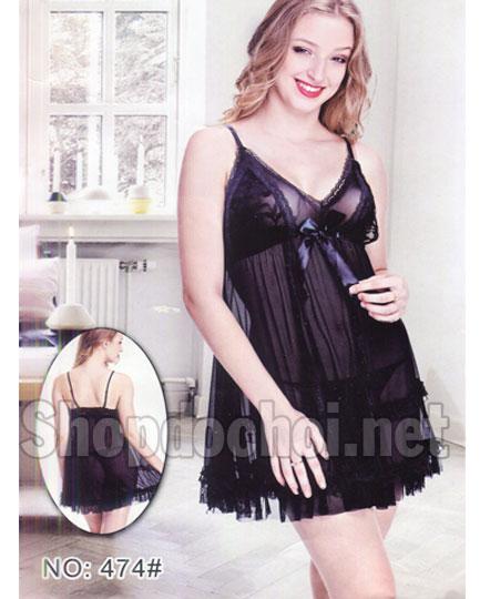 Váy ngủ gợi cảm sexy quyến rũ chàng No474#