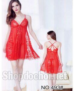 Váy ngủ gợi cảm sexy quyến rũ chàng No493#