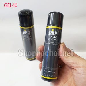 Gel bôi trơn silicone Pjur Basic