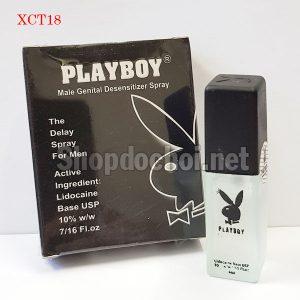 thuốc xịt kéo dài thời gian quan hệ Playboy