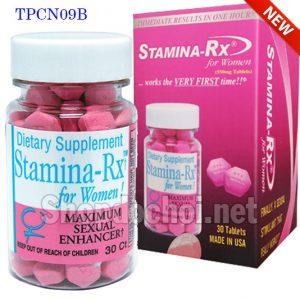Thuốc Stamina-Rx® for Women kích thích tình dục nữ