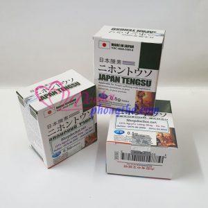 Thuốc cường dương thảo dược Japan Tengsu – Nhật Bản