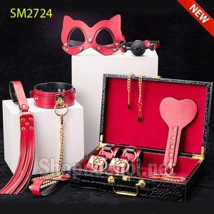 Bộ đồ chơi tình yêu SM 8 món sang chảnh