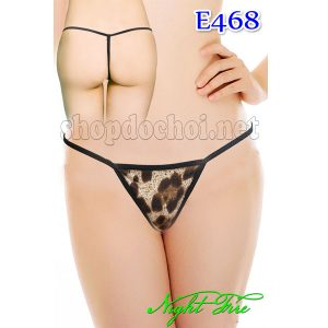 Quần lót nữ lọt khe gợi cảm E468